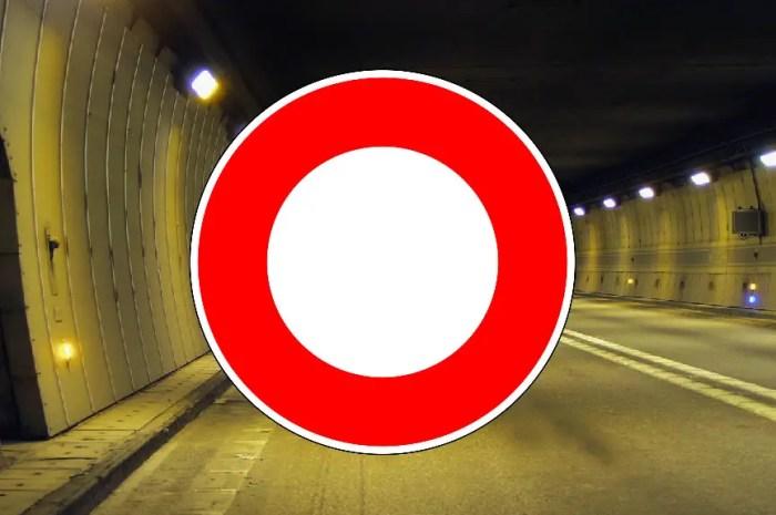 Le Tunnel du Fréjus ferme ses portes à cause d'une bombe !
