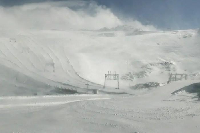 La station des 2 Alpes ouvre le 17 octobre grâce aux récentes chutes de neige