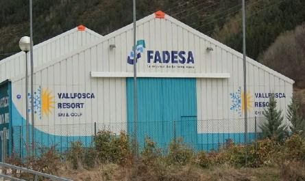 Vall Fosca entrepôt