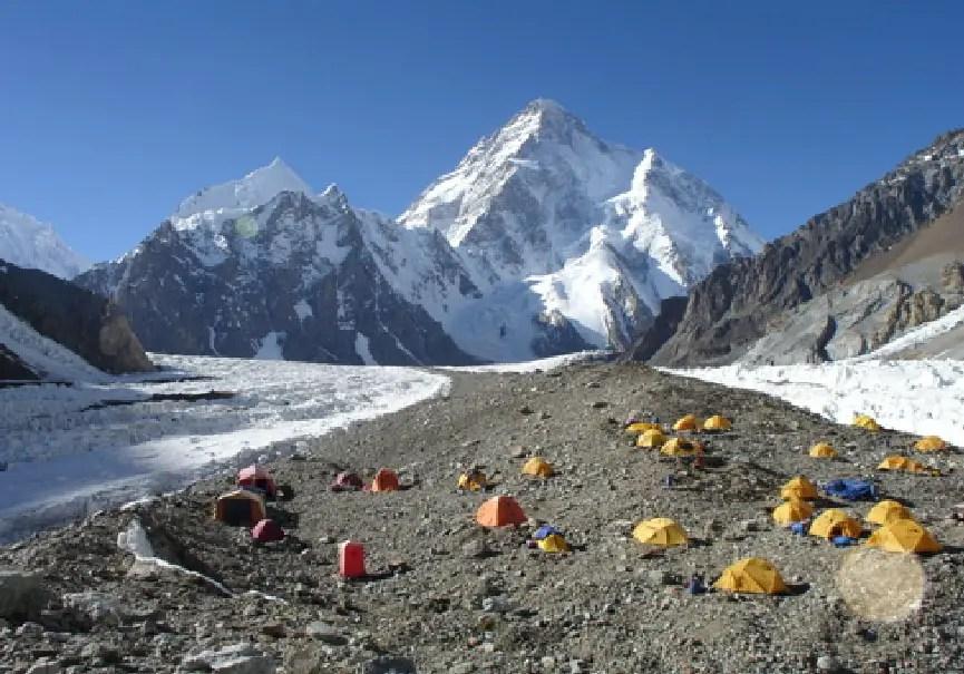 Illustration du K2
