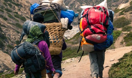 porteur Everest