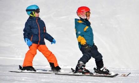 tenues de ski enfant
