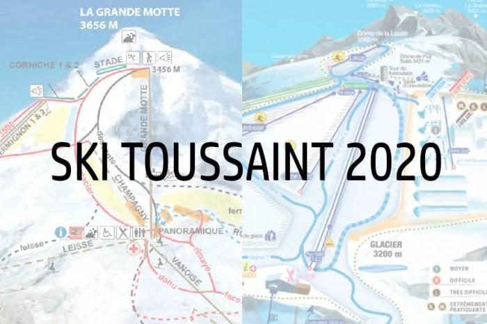 En France, on peut skier dès ce week-end et pour les vacances de Toussaint !