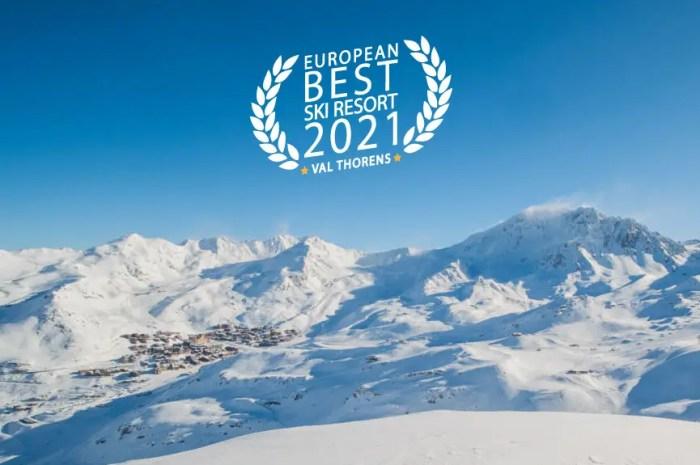 Val Thorens : meilleure station d'Europe ! 1 autre française sur le podium