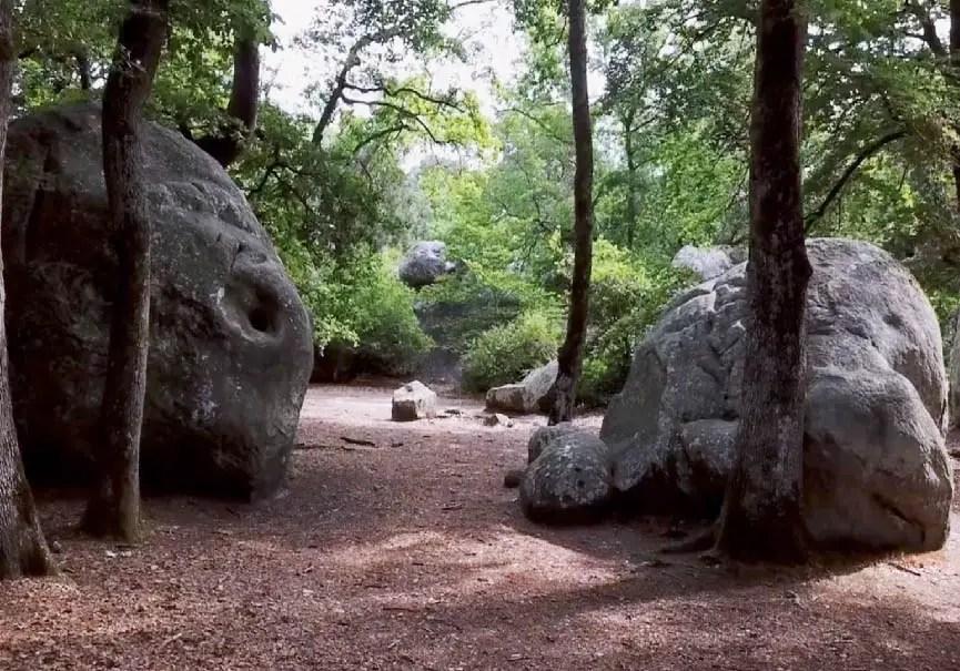 Blocs Fontainebleau