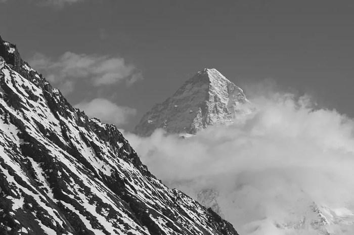 Liliane et Maurice Barrard, le couple de Français disparus sur le K2 !