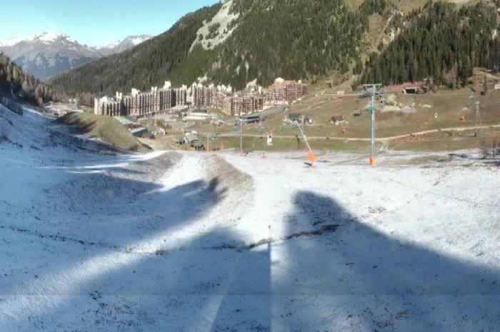 Les stations de ski sont prêtes, elles attendent l'autorisation d'ouvrir (et la neige) !