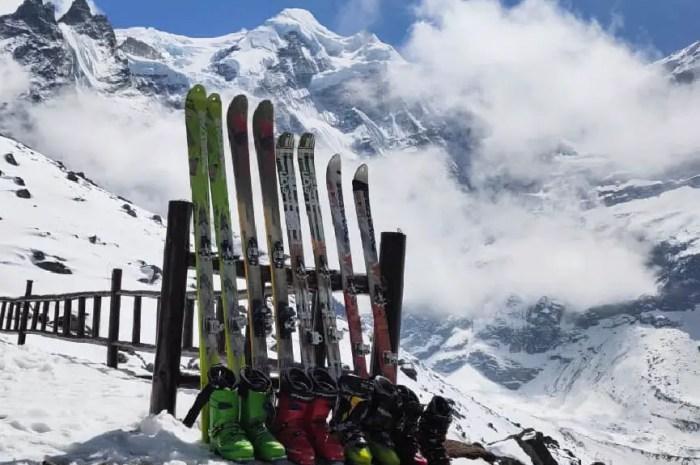 Du ski de randonnée à 6.400 mètres d'altitude sur le Mera Peak !