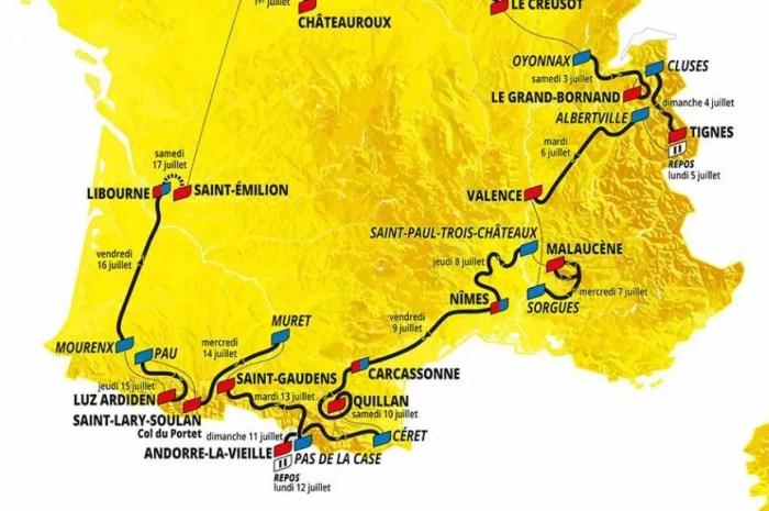 Tour de France 2021 : coup de projecteur sur les Pyrénées !