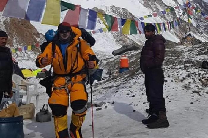 Qui est Waldemar Kowalewski, seul Polonais au K2 cet hiver ?