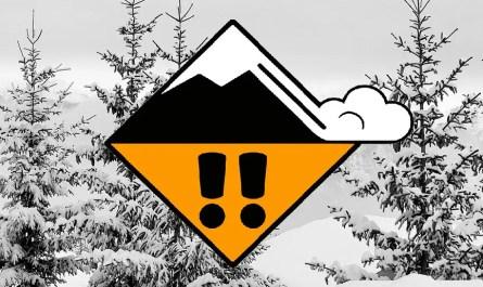 avalanche risque marqué