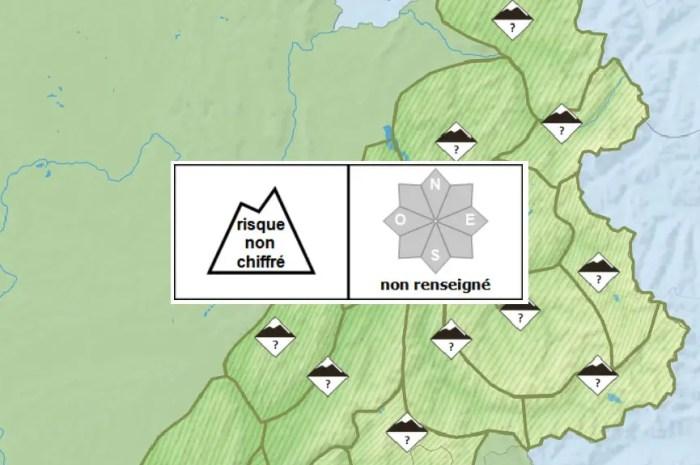 Avec des pistes de ski fermées, attention aux dangers hors-piste !