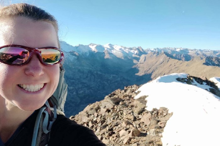 Pas de nouvelle d'Esther depuis 12 jours, disparue dans les Pyrénées
