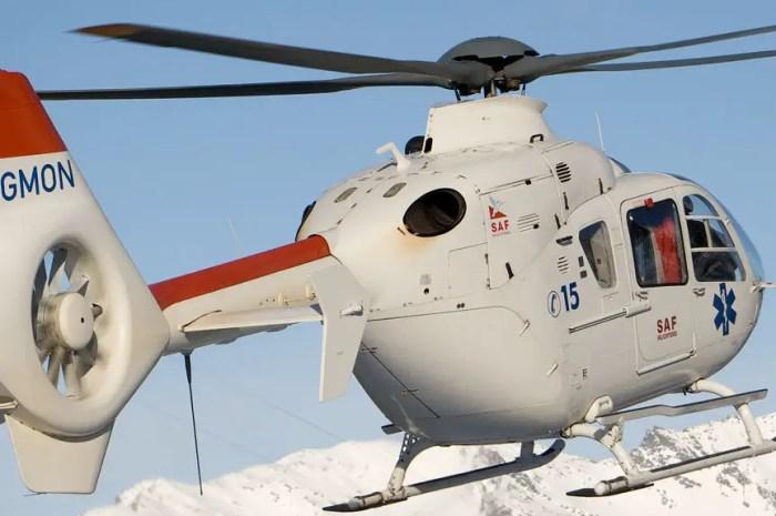 Un hélicoptère s'écrase en Savoie : cinq morts et 1 blessé en urgence absolue