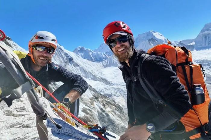 Le privilège d'une expédition dans un Himalaya vidé de ses touristes