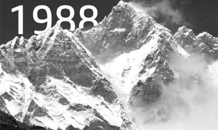 Lhotse 8516m