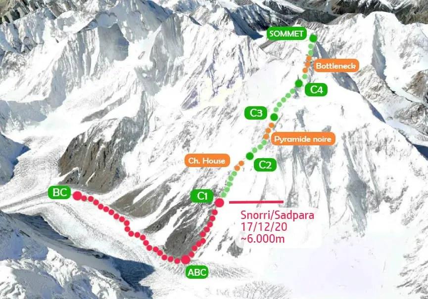 Snorri K2 6000m