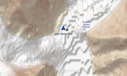 Snorri camp de base k2