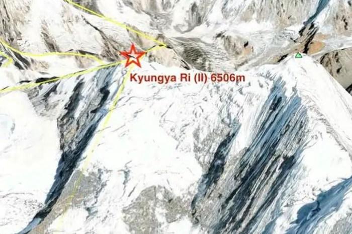 Sophie Lavaud est au sommet du Kyungya Ri 2, une première ascension !