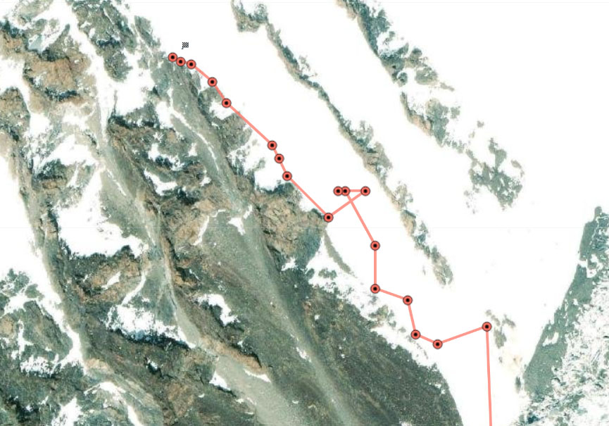 K2 abruzzes