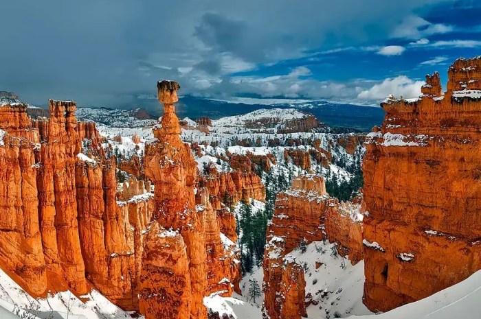 Les meilleures destinations de montagne selon le New York Times