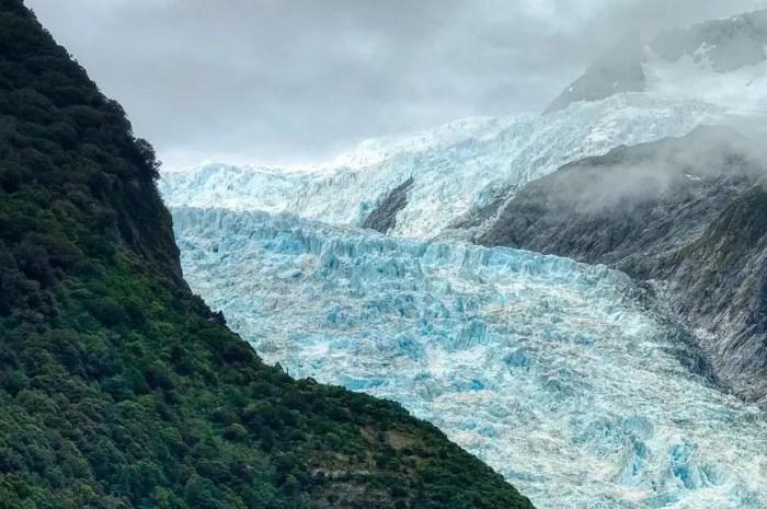 Les glaciers de la planète reculent de plus en plus vite !