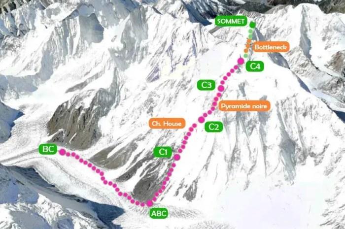 K2 : Camp 4 ouvert à 7.800 mètres ! Aux portes du sommet ?
