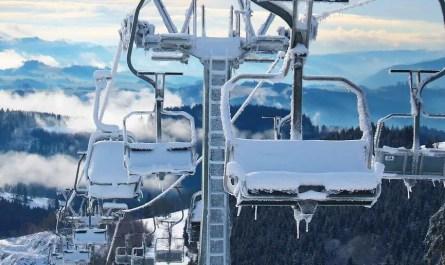 domaines skiables fermés