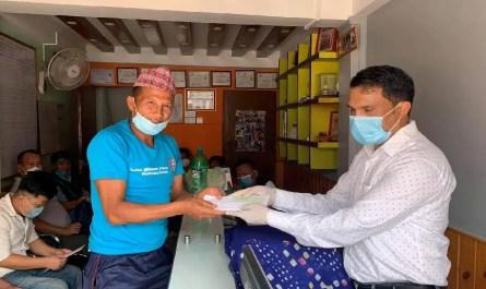 porteur Népal