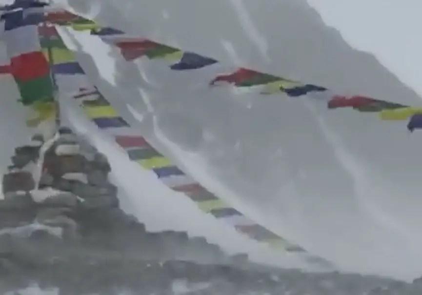 vent au K2