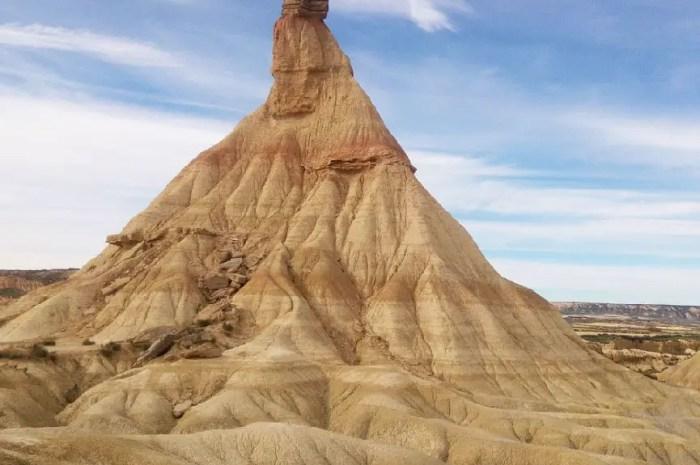 Cet incroyable désert : un Monument Valley au cœur de l'Europe !