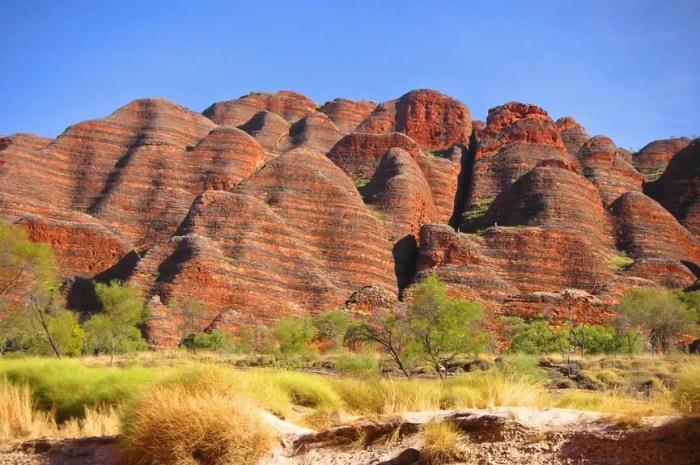 Les Bungle Bungles : un ensemble de montagnes en forme de ruches