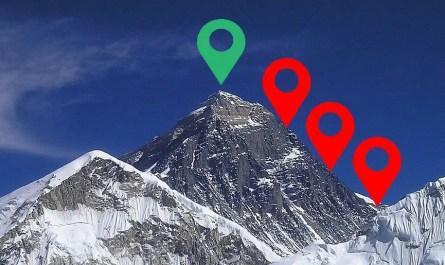 Everest GPS