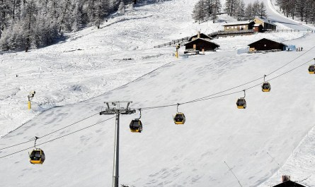ski Italie