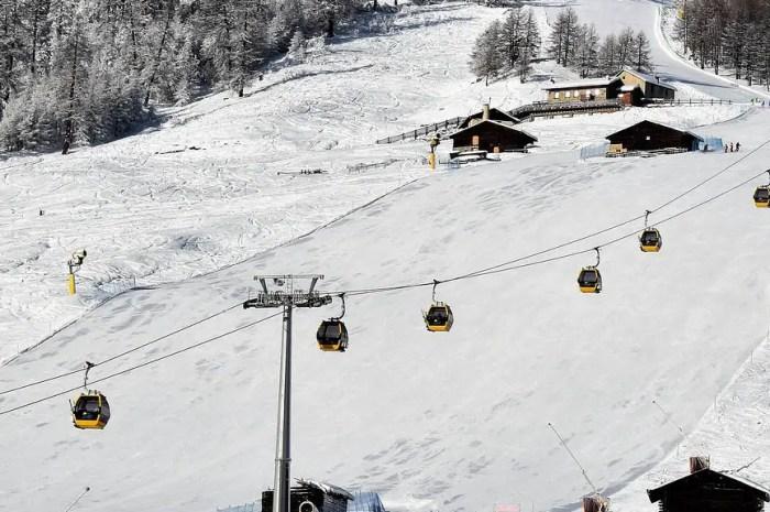 Espoir déçu en Italie : les stations de ski restent fermées !
