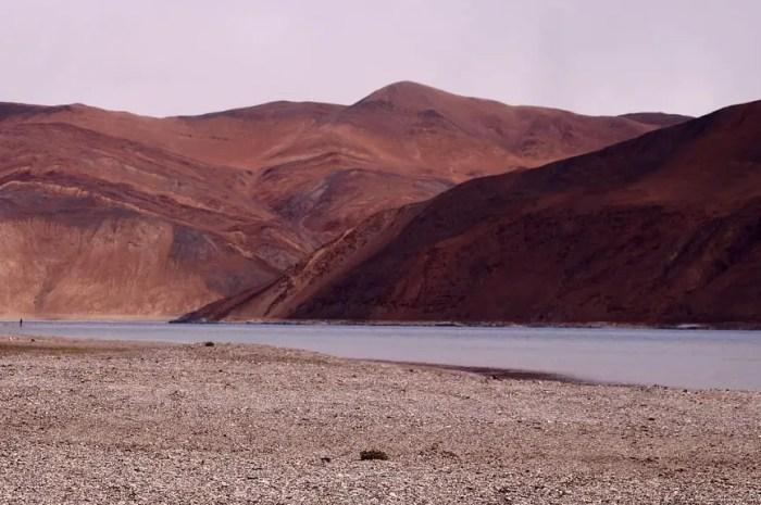 Les tensions entre Inde et Chine s'apaisent sur les rives du Lac Pangong