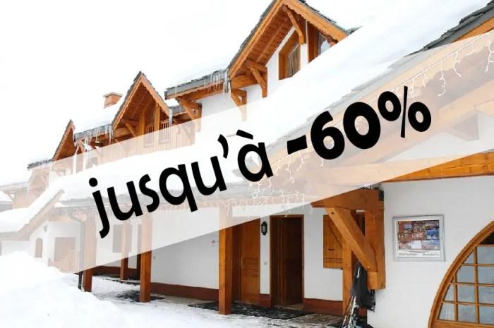 La montagne casse les prix pour attirer les visiteurs, jusqu'à -60% !