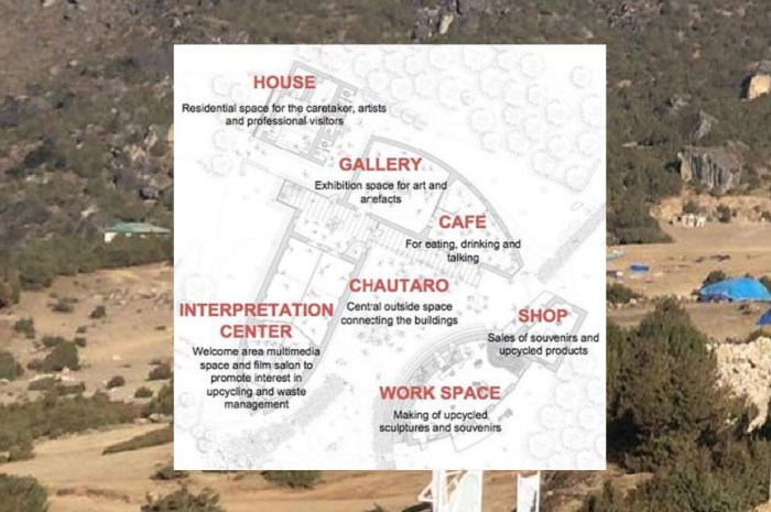 Les déchets de l'Everest devenus œuvres d'art vont être exposés !
