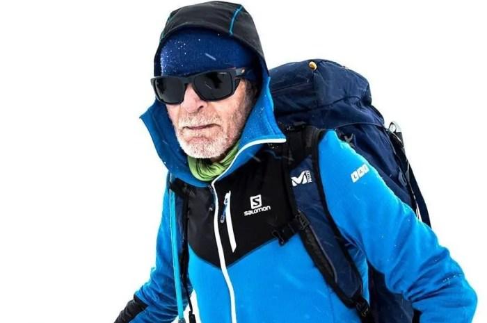 82 ans et toujours en route pour les 8.000 de l'Himalaya