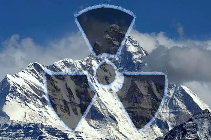 Une explosion nucléaire derrière l'avalanche qui a emporté 200 personnes en Inde ?