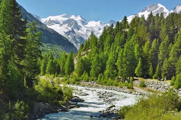 Le tourisme suisse veut miser sur la durabilité avec le programme Swisstainable