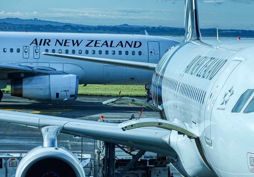 Nouvelle Zélande bulle