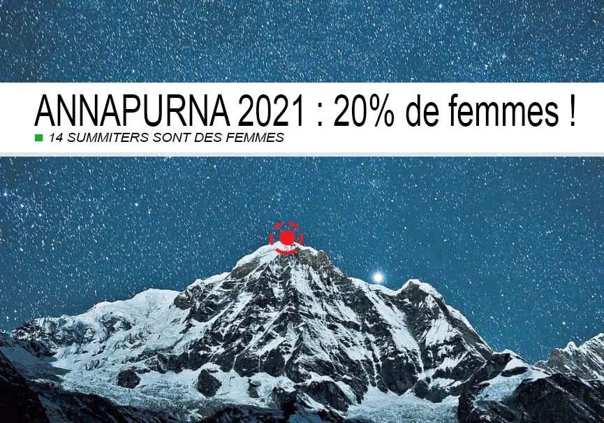 Annapurna femmes