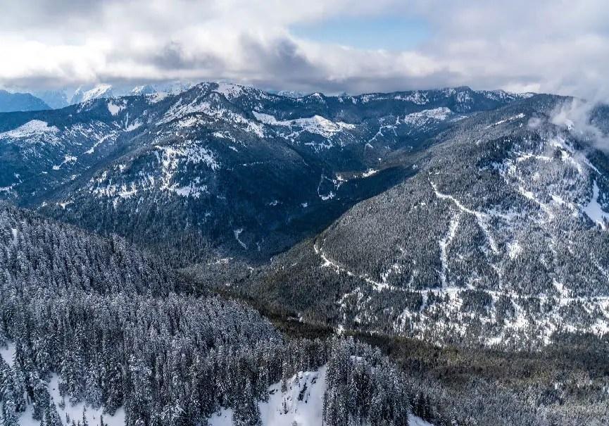 Bridal Veil Mountain resort
