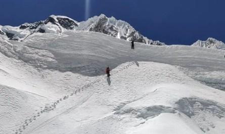 Everest Cascade de Glace