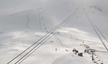 Ski été Tignes