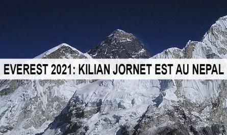 Kilian Jornet Népal