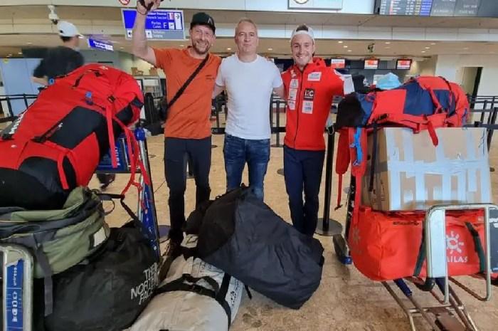 Un trio de français en route pour l'Everest et même plus !