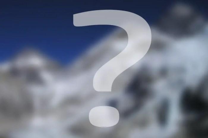Quel est le sommet de + de 8.000 mètres le plus dur à gravir ?