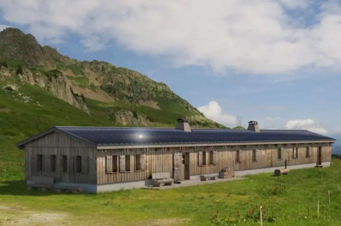 Un nouveau refuge dans la Réserve Naturelle la plus haute de France